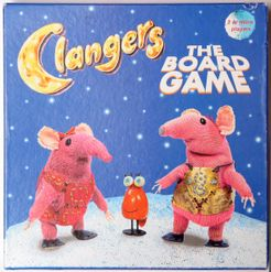 Clangers: The Board Game