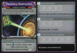 Clank! In! Space! Apocalypse!: Planetary Destruction