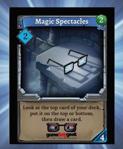 Clank!: Magic Spectacles