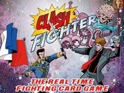 Clash Fighter: The Real Time Fighting Card Game