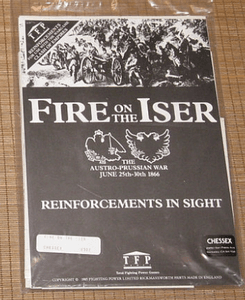 Clash of Empires: Fire on the Iser