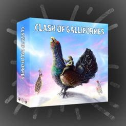 Clash of Galliformes