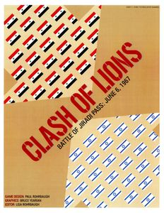 Clash of Lions: Battle of Jiradi Pass – June 6, 1967