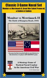 Classic 3 Game Naval Set