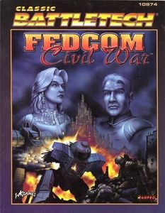 Classic BattleTech: FedCom Civil War