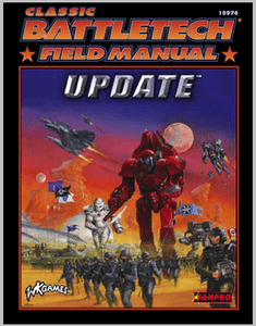 Classic BattleTech Field Manual: Updates