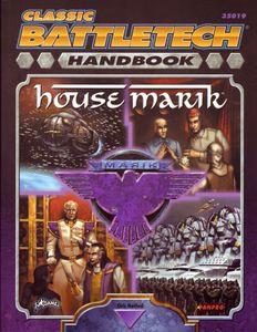 Classic Battletech: Handbook House Marik