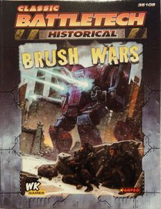 Classic Battletech: Historical – Brush Wars