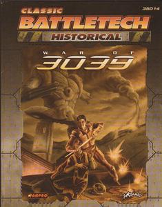 Classic Battletech: Historical – War of 3039