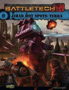 Classic Battletech: Jihad Hot Spots – Terra