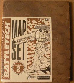 Classic Battletech Map Compilation 2