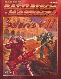 Classic BattleTech: Map Pack – Solaris VII