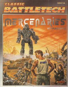Classic Battletech: Mercenaries Supplemental