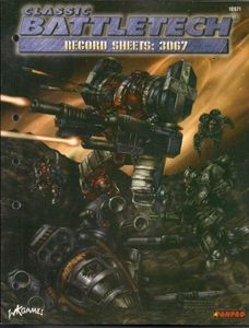 Classic BattleTech: Record Sheets 3067