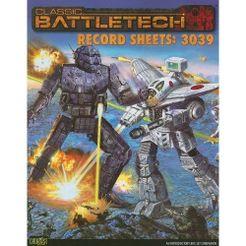 Classic Battletech: Record Sheets – 3039