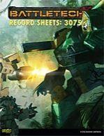 Classic Battletech: Record Sheets – 3075