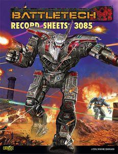 Classic Battletech: Record Sheets – 3085