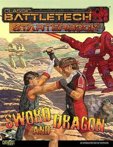 Classic Battletech Starterbook: Sword and Dragon