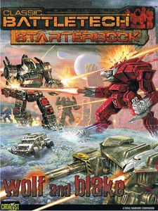 Classic Battletech Starterbook: Wolf and Blake