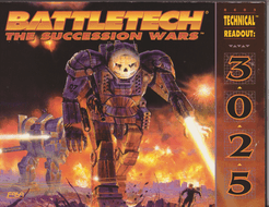 Classic Battletech: Technical Readout 3025