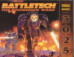 Classic Battletech: Technical Readout 3025