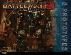 Classic Battletech: Technical Readout – Prototypes