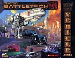 Classic Battletech: Technical Readout – Vehicle Annex