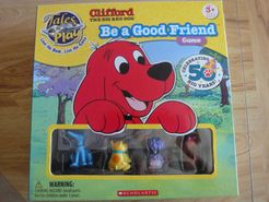 Clifford the Big Red Dog: Be A Good Friend Game