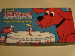 Clifford the Big Red Dog Happy Birthday Game