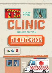 CliniC: Deluxe Edition – The Extension