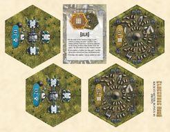 Clockwork Wars: Gulag & Dynamo Bonus Tiles