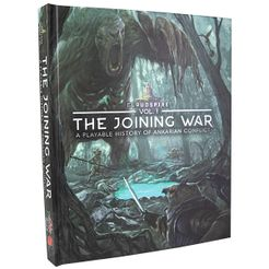 Cloudspire: The Joining War Lore and Art Book