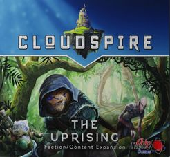 Cloudspire: The Uprising – Faction/Content Expansion