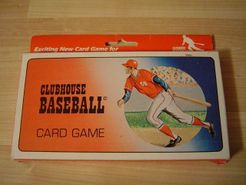 Clubhouse Baseball Card Game