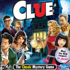 Clue (2-6 players)