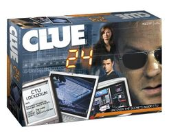 Clue: 24 Edition