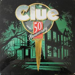 Clue: 50th Anniversary Edition