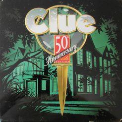 Clue: 50th Anniversary Edition