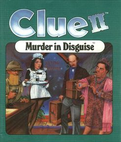 Clue II  VCR Mystery Game