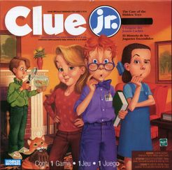 Clue Jr.: The Case of the Hidden Toys