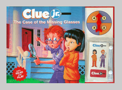 Clue Jr.: The Case of the Missing Glasses