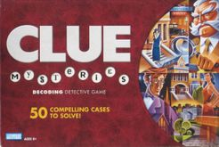 Clue Mysteries