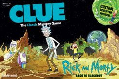 Clue: Rick and Morty Back In Blackout