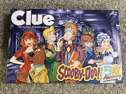 Clue: Scooby-Doo 50th Anniversary Edition