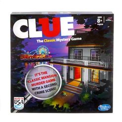 Clue (Second Crime Scene Edition)