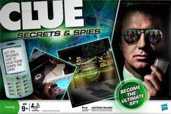 Clue: Secrets & Spies