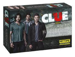 Clue: Supernatural