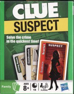 Clue Suspect