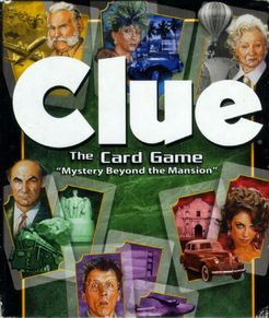 Clue: The Card Game