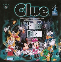 Clue: The Haunted Mansion